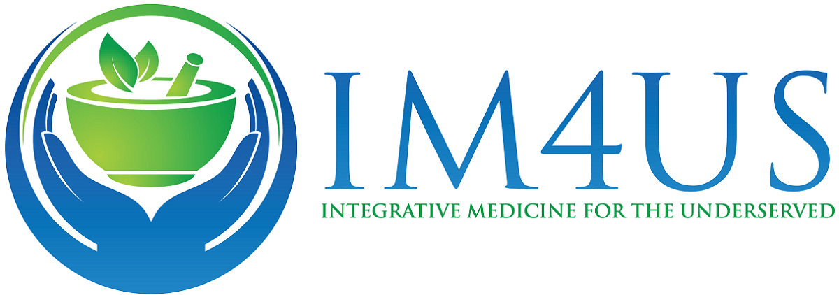Integrative Medicine for the Underserved logo