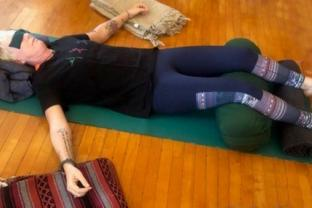 Restorative Yoga for Patients Living with Cancer