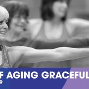 Art of Aging Gracefully flyer