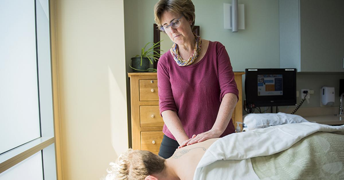 Massage Therapy | UCSF Osher Center for Integrative Medicine